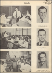Page 17, 1951 Edition, Electra High School - Bengal Yearbook (Electra, TX) online yearbook collection