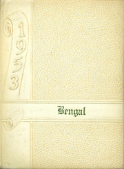 1953 Edition, Electra High School - Bengal Yearbook (Electra, TX)
