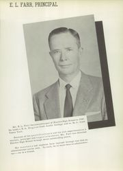 Page 13, 1954 Edition, Electra High School - Bengal Yearbook (Electra, TX) online yearbook collection