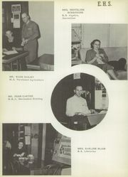 Page 14, 1954 Edition, Electra High School - Bengal Yearbook (Electra, TX) online yearbook collection