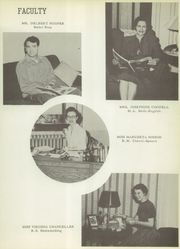 Page 15, 1954 Edition, Electra High School - Bengal Yearbook (Electra, TX) online yearbook collection