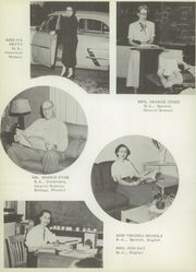 Page 16, 1954 Edition, Electra High School - Bengal Yearbook (Electra, TX) online yearbook collection