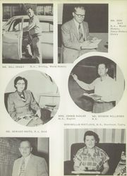 Page 17, 1954 Edition, Electra High School - Bengal Yearbook (Electra, TX) online yearbook collection