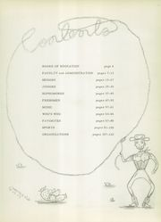 Page 9, 1954 Edition, Electra High School - Bengal Yearbook (Electra, TX) online yearbook collection
