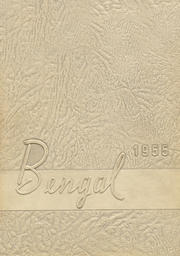 1955 Edition, Electra High School - Bengal Yearbook (Electra, TX)