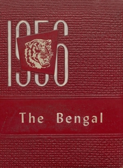 1956 Edition, Electra High School - Bengal Yearbook (Electra, TX)