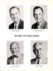 Page 13, 1957 Edition, Electra High School - Bengal Yearbook (Electra, TX) online yearbook collection