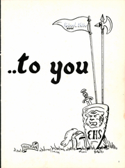 Page 5, 1957 Edition, Electra High School - Bengal Yearbook (Electra, TX) online yearbook collection
