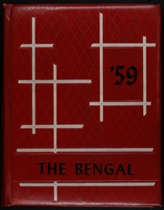 1959 Edition, Electra High School - Bengal Yearbook (Electra, TX)