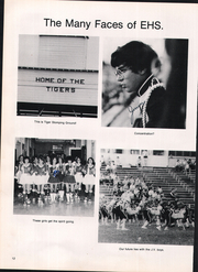 Page 16, 1981 Edition, Electra High School - Bengal Yearbook (Electra, TX) online yearbook collection