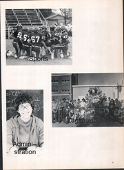 Page 7, 1981 Edition, Electra High School - Bengal Yearbook (Electra, TX) online yearbook collection