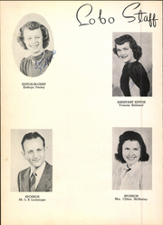 Page 12, 1948 Edition, Cisco High School - Lobo Yearbook (Cisco, TX) online yearbook collection