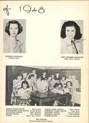 Page 13, 1948 Edition, Cisco High School - Lobo Yearbook (Cisco, TX) online yearbook collection