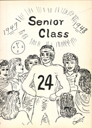 Page 15, 1948 Edition, Cisco High School - Lobo Yearbook (Cisco, TX) online yearbook collection