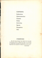 Page 5, 1948 Edition, Cisco High School - Lobo Yearbook (Cisco, TX) online yearbook collection