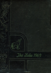 1949 Edition, Cisco High School - Lobo Yearbook (Cisco, TX)