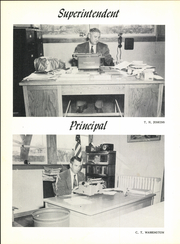 Page 14, 1953 Edition, McGregor High School - Bulldog Yearbook (McGregor, TX) online yearbook collection