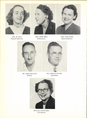 Page 16, 1953 Edition, McGregor High School - Bulldog Yearbook (McGregor, TX) online yearbook collection