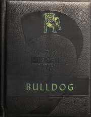 Page 1, 1954 Edition, McGregor High School - Bulldog Yearbook (McGregor, TX) online yearbook collection
