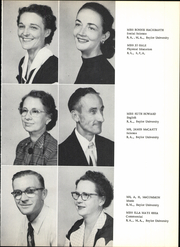 Page 15, 1954 Edition, McGregor High School - Bulldog Yearbook (McGregor, TX) online yearbook collection