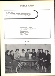 Page 10, 1955 Edition, McGregor High School - Bulldog Yearbook (McGregor, TX) online yearbook collection