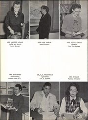 Page 14, 1955 Edition, McGregor High School - Bulldog Yearbook (McGregor, TX) online yearbook collection