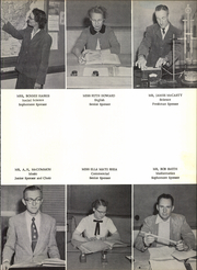 Page 15, 1955 Edition, McGregor High School - Bulldog Yearbook (McGregor, TX) online yearbook collection