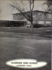 Page 10, 1958 Edition, McGregor High School - Bulldog Yearbook (McGregor, TX) online yearbook collection