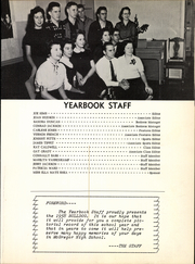 Page 7, 1958 Edition, McGregor High School - Bulldog Yearbook (McGregor, TX) online yearbook collection