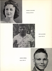 Page 9, 1958 Edition, McGregor High School - Bulldog Yearbook (McGregor, TX) online yearbook collection
