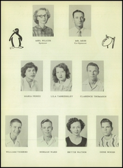 Freer High School - Wildcatter Yearbook (Freer, TX) online yearbook collection, 1951 Edition, Page 36