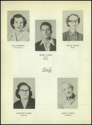 Page 10, 1953 Edition, Freer High School - Wildcatter Yearbook (Freer, TX) online yearbook collection