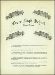Page 6, 1953 Edition, Freer High School - Wildcatter Yearbook (Freer, TX) online yearbook collection