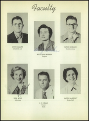 Page 8, 1953 Edition, Freer High School - Wildcatter Yearbook (Freer, TX) online yearbook collection