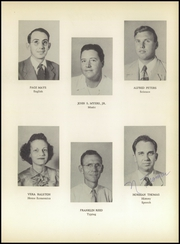 Page 9, 1953 Edition, Freer High School - Wildcatter Yearbook (Freer, TX) online yearbook collection