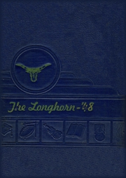 1948 Edition, George West High School - Longhorn Yearbook (George West, TX)