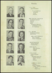Page 14, 1948 Edition, George West High School - Longhorn Yearbook (George West, TX) online yearbook collection