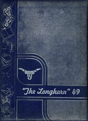 1949 Edition, George West High School - Longhorn Yearbook (George West, TX)