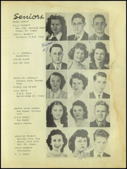 Page 19, 1946 Edition, Stamford High School - Bulldog Yearbook (Stamford, TX) online yearbook collection