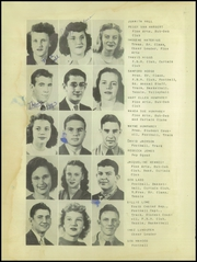 Page 20, 1946 Edition, Stamford High School - Bulldog Yearbook (Stamford, TX) online yearbook collection