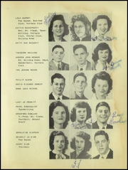 Page 21, 1946 Edition, Stamford High School - Bulldog Yearbook (Stamford, TX) online yearbook collection