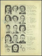 Page 22, 1946 Edition, Stamford High School - Bulldog Yearbook (Stamford, TX) online yearbook collection