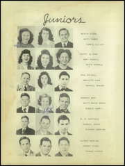 Page 26, 1946 Edition, Stamford High School - Bulldog Yearbook (Stamford, TX) online yearbook collection