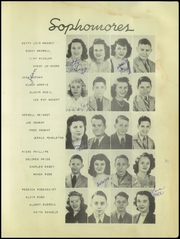 Page 33, 1946 Edition, Stamford High School - Bulldog Yearbook (Stamford, TX) online yearbook collection