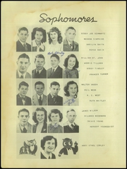 Page 34, 1946 Edition, Stamford High School - Bulldog Yearbook (Stamford, TX) online yearbook collection