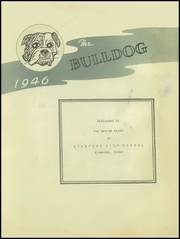 Page 7, 1946 Edition, Stamford High School - Bulldog Yearbook (Stamford, TX) online yearbook collection