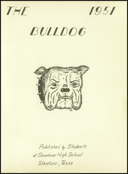 Page 5, 1951 Edition, Stamford High School - Bulldog Yearbook (Stamford, TX) online yearbook collection