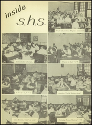 Page 10, 1952 Edition, Stamford High School - Bulldog Yearbook (Stamford, TX) online yearbook collection