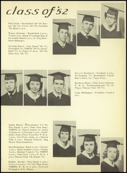 Page 13, 1952 Edition, Stamford High School - Bulldog Yearbook (Stamford, TX) online yearbook collection