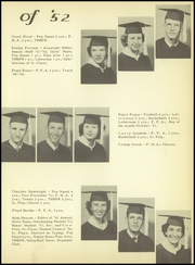 Page 15, 1952 Edition, Stamford High School - Bulldog Yearbook (Stamford, TX) online yearbook collection
